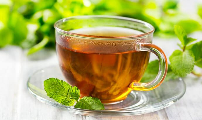 brännässla te bra för