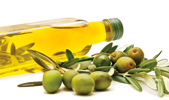 olivolja för huden
