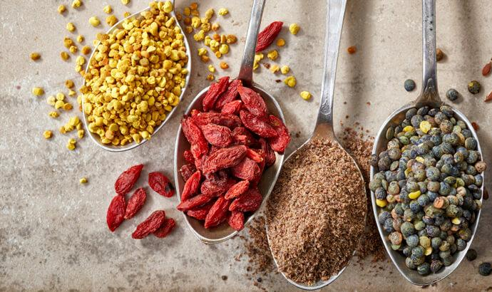 Näringsboosta med Super foods